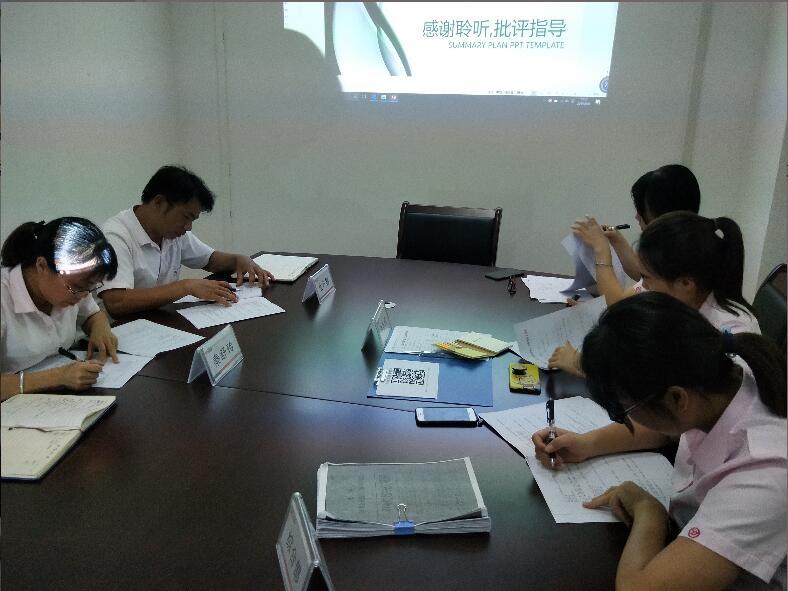 强化培训 推进管理-广西恒生劳务有限公司举办实名制工作管理知识培训及开展考核