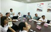 广西恒生劳务有限公司成功举办业务报表填报及个人所得税知识培训